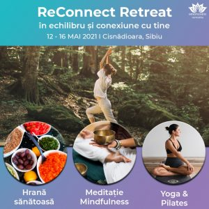 ReConnect Retreat Mindfulness Romania